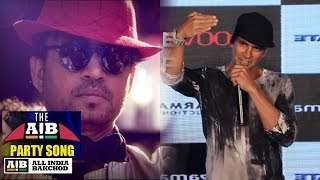 Akshay Kumar React On Irrfan Khan | Every Bollywood Party Song | AIB