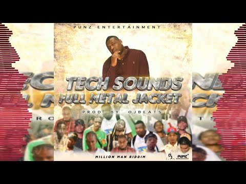 Tech Sounds - Full Metal Jacket (Official Audio)