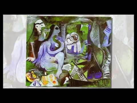 Moderne schilderkunst pablo picasso youtube for Moderne schilderkunst
