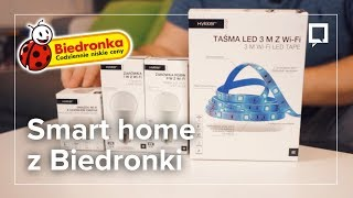 Smart home z Biedronki - czy warto?
