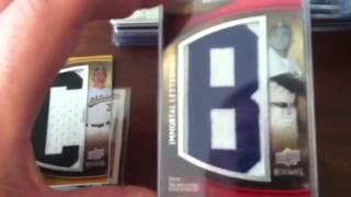 eBay basketball mail day, icons baseball break