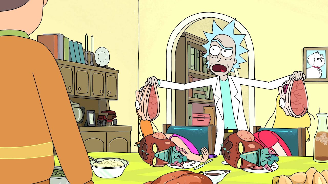 Rick and Morty Online Trailer