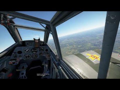 war thunder пилот в кабине