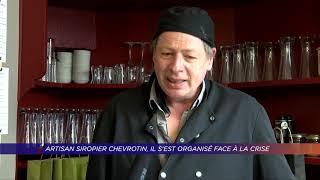 Yvelines | Artisan siropier chevrotin, il s'est organisé face à la crise sanitaire