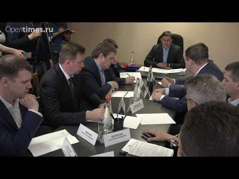 Андрей Клычков объявил для Спецавтобазы режим ежедневных субботников
