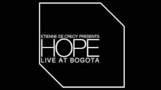 Etienne de Crécy - Prix Choc (Live @ Bogota) | HQ