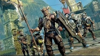 Lord of the Hunt DLC Trailer - Middle-earth: Shadow of Mordor