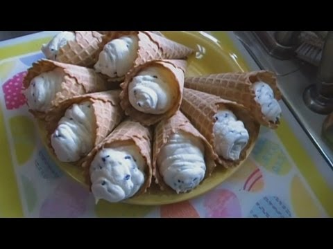 Quick And Easy Lazy Man's Cannoli!  Noreen's Kitchen