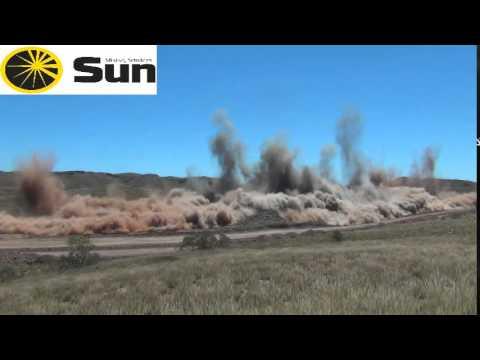 WALA Hard Rock Blasting Civil Construction  Pumped 8