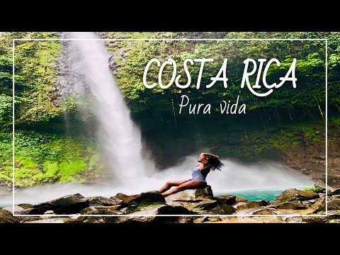My first solo trip   COSTA RICA 2018