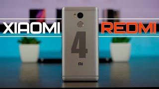 ОБЗОР XIAOMI REDMI 4 Prime - 3 32gb - первый обзор на русском