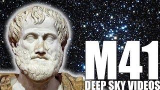 Messier 41 and Aristotle - Deep Sky Videos