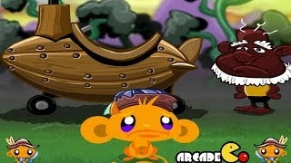 Monkey Go Happy Tales 2 Walkthrough