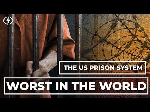 Why The US Prison System Is The Worst In The Developed World