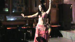 Cris Borges - Belly Dance Nights - 04/03/2012