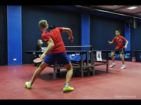 Leonid IVANOV - Artem DVOINIKOV :: League A :: Club Russian Championship