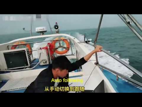 2nd oversea flight 90km non-stop on boat takeoff & landing