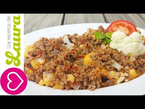 Platillos con carne molida faciles - Cocinar sin grasa ...