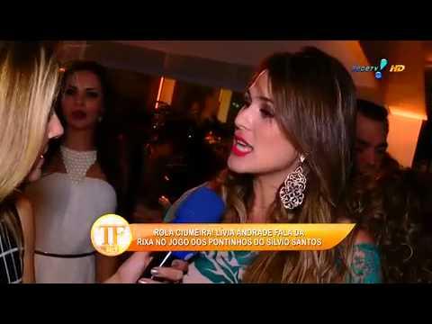 Lívia Andrade Rejeitou Propostas Por Aumento 'gordo'