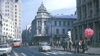VIDEO VECHI BUCURESTI 1987 - PRIMUL MEU FILM. In urma cu 32 de ani