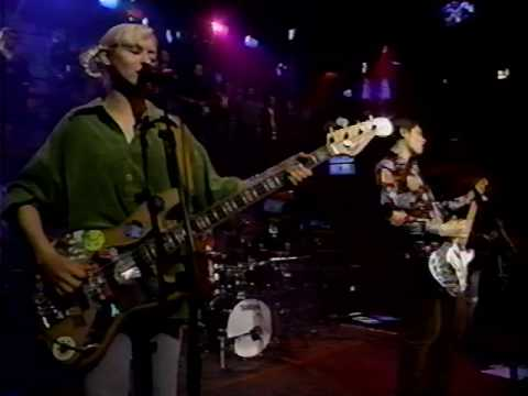 The Smashing Pumpkins  Cherub Rock performance 1993HQ