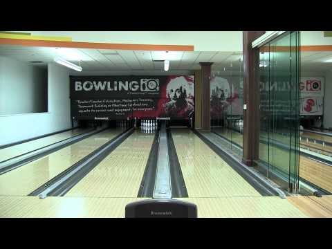 Bowling On The PBA US Open Pattern - Part 1