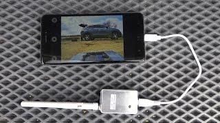 FPV на телефоне!!! И тест с VR очками.
