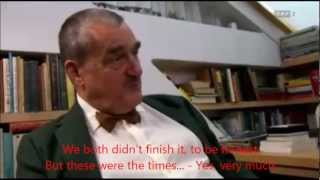 Karel Schwarzenberg   documentary,  Deutsch   English subtitles