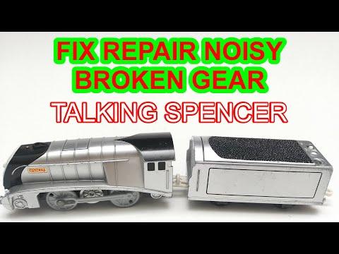 talking-spencer-noisy-gear-trackmaster-thomas-&-friends-thomas-y-sus-amigos-托馬斯和朋友-Томас-и-друзья