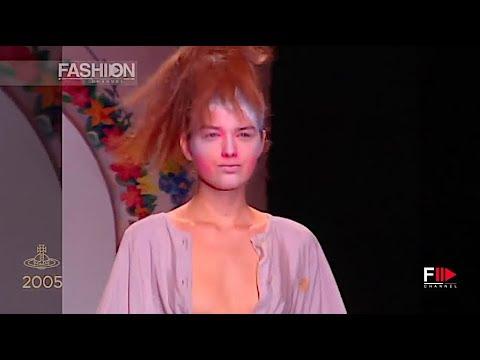 VIVIENNE WESTWOOD 1995 | 2005 - Fashion Channel
