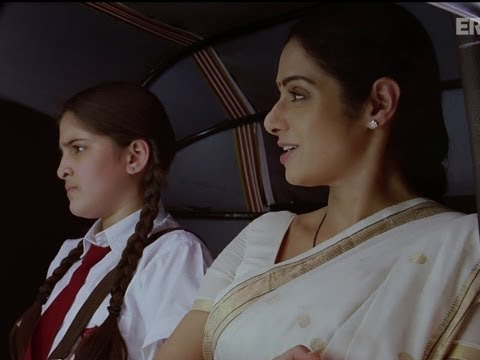 Kid has no respect for her mother | English Vinglish | Sridevi Best Movie