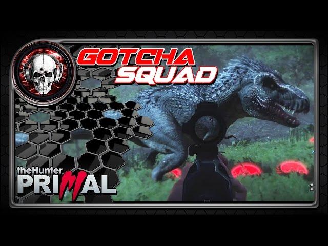 the Hunter: Primal - A Caçada ao Tiranossauro Rex