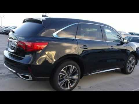 New 2019 Acura MDX Miami FL Ft-Lauderdale, FL #46265