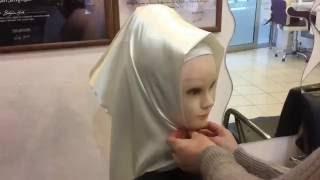 Türban modeli Nişan için /Hairdesng &Makeuup By Belgin Uruk