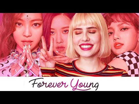 BLACKPINK - Forever Young (Russian Cover || На русском)
