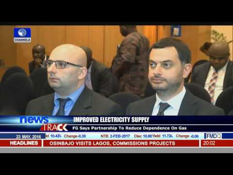 Nigeria Signs MoU With The U.S.  On Electricity Supply