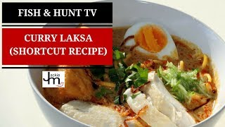 curry laksa with seafood fish and hunt australia