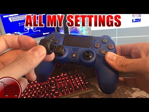 Explaining All My Weird Settings (Console) - Rainbow Six Siege