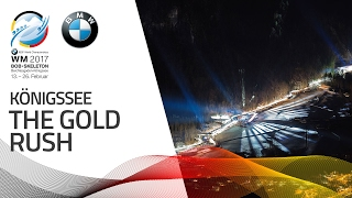 Get ready for KÖnigssee | BMW IBSF World Championships 2017