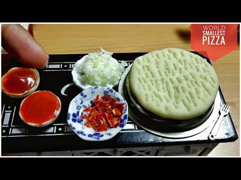 Mini Veg-Pizza | Mini Pizza on Tawa - Without Oven | Veg - Pizza | Tiny Kitchen
