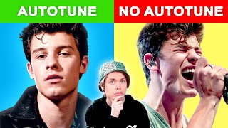 Autotune vs No Autotune (Shawn Mendes, Beyoncé & MORE)