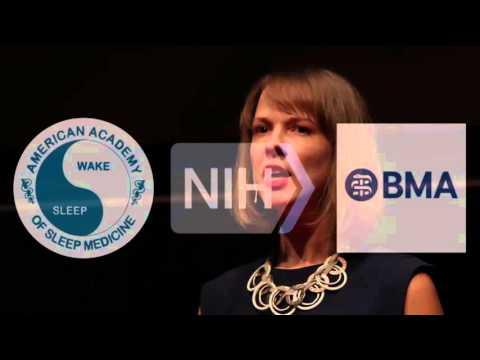 "Understanding ""How do I Sleep Better""   Dr. Vyga Kaufmann   TEDxBoulder"