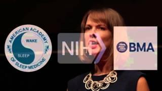 "Understanding ""How do I Sleep Better"" | Dr. Vyga Kaufmann | TEDxBoulder"