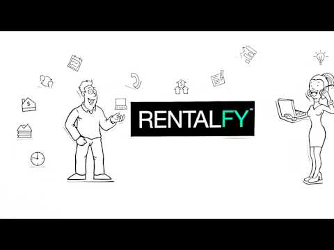 Experience Rentalfy, residential rental property management software built for your business!