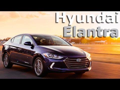 Hyundai Elantra 2017 un compacto que parece auto premium Autocosmos