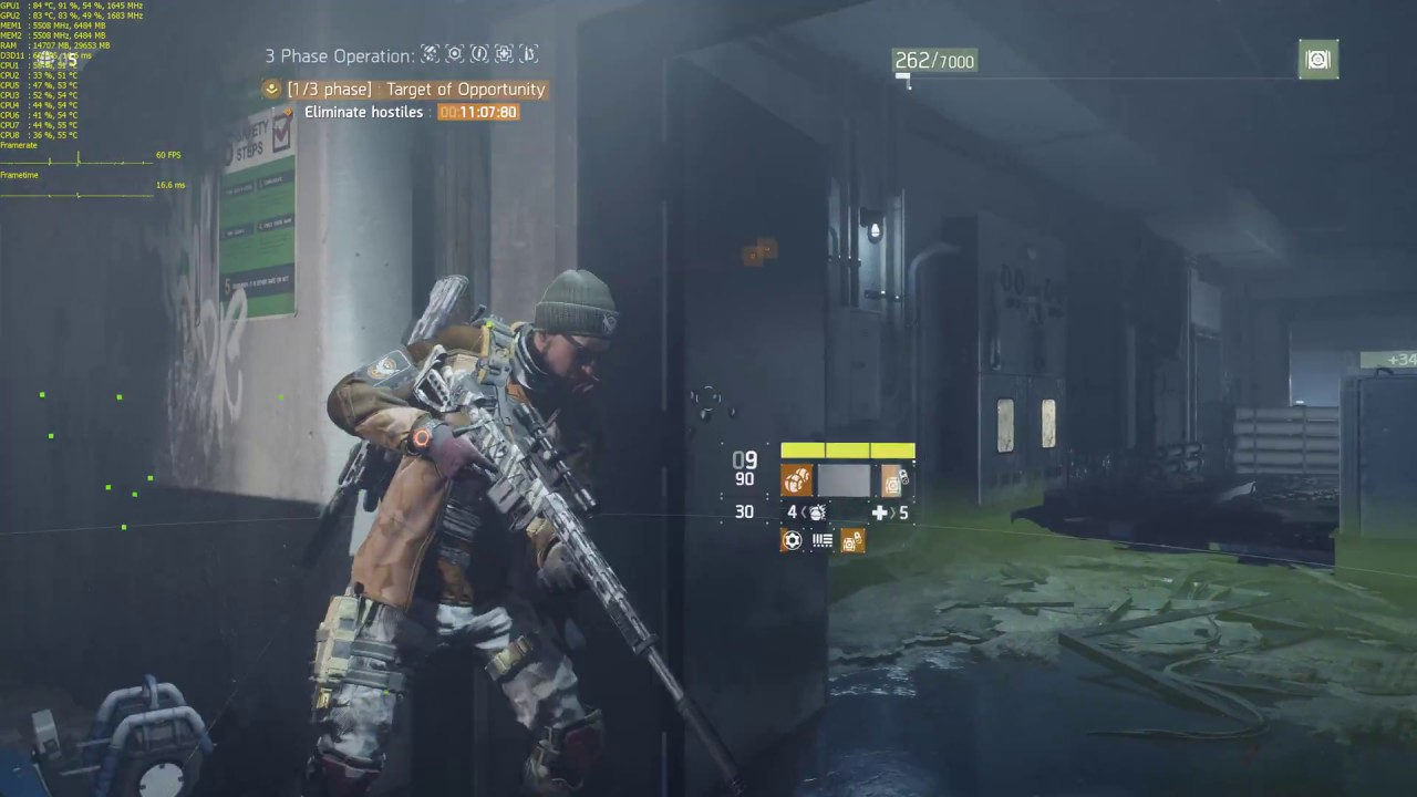 pc the division underground 3 phase 5 directives solo
