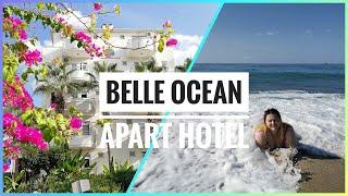 Обзор отеля Belle Ocean Apart Hotel Аланья Турция