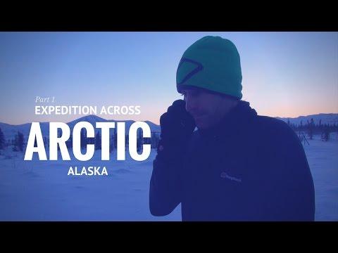 Expedition across Arctic Alaska with John Cantor