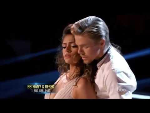 Season 19 - Bethany Mota & Derek Hough Journey