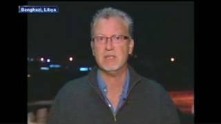 CNN: Jon Lee Anderson 'Gadhafi opposition badly armed'
